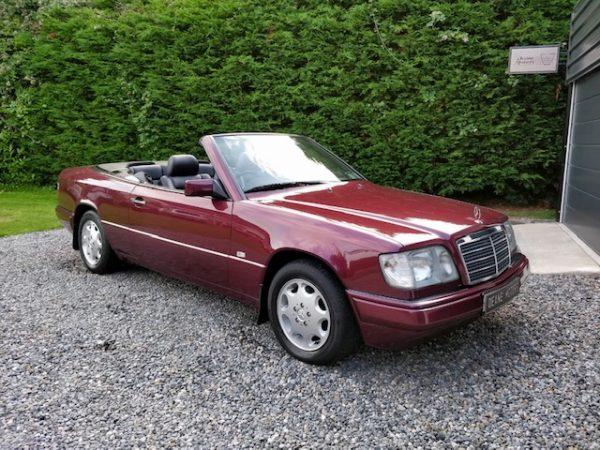 mercedes c124 w124 cabriolet 22ce ce for sale dublin ireland