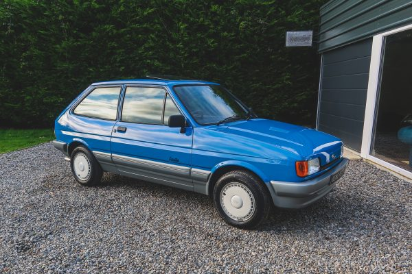 classic ford fiesta mk2 festival 2 for sale