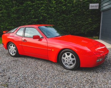 classic porsche 944 turbo for sale dublin ireland