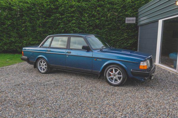 classic volvo 240 glt for sale dublin ireland
