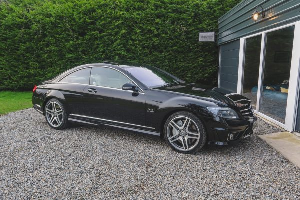 mercedes cl65 amg c216 coupe for sale dublin ireland