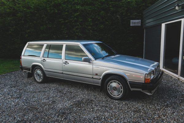 classic volvo 760 gle estate silver for sale dublin ireland