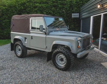 classic custom land rover defender reformed for sale dublin ireland